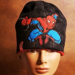 Marvel Spiderman cap